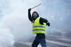 Yellow Vests Protest in Toulouse