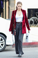 Bethany Joy Lenz out and about, Los Angeles, USA - 11 Jan 2019