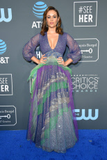 24th Annual Critics' Choice Awards, Arrivals, Los Angeles, USA - 13 Jan 2019