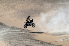 Ninth stage of the Rally Dakar 2019