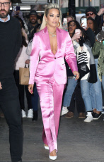 Rita Ora out in New York