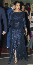 """Prince Harry and Meghan Markle attend the Premiere of Cirque Du Soleil: """"Totem"""" at The Royal Albert Hall"""