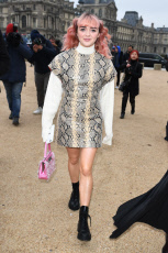 Celebrities out and about, Paris Fashion Week Men's, France - 20 Jan 2019