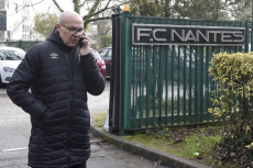 LA CHAPELLE SUR ERDRE : Disappearance of the light aircraft carrying footballer Emiliano Sala