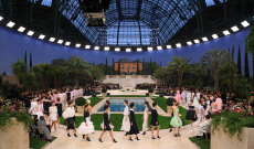 PARIS Haute Couture Fashion: Chanel