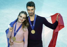 Papadakis & Cizeron Figure Skating
