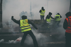 France Paris yellow vests demonstration