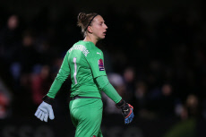 Arsenal Women vs Manchester United Women, FA WSL Continental Tyres Cup, Football, Meadow Park, Borehamwood, Hertfordshire, United Kingdom - 07 Feb 2019