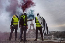 Paris: Act 13 Yellow Vests