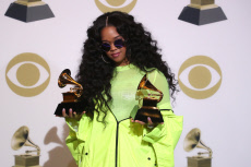 61st Annual Grammy Awards, Press Room, Los Angeles, USA - 10 Feb 2019