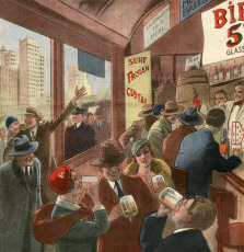 End of Prohibition in America