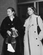Grace Kelly & Princess Caroline