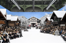Women Ready to wear, winter 2019 2020, fashion week, Paris, France, from the house of Chanel