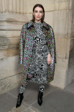 Louis Vuitton show, Front Row, Fall Winter 2019, Paris Fashion Week, France - 05 Mar 2019