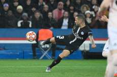 Paris Saint-Germain v Manchester United UEFA Champions League Round of 16 Second Leg