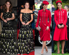 Royal recyclage de Kate