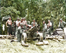 Pacific War in Colour