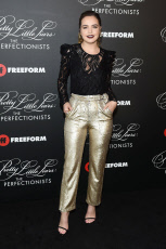 'Pretty Little Liars: The Perfectionists' TV series premeire, Los Angeles, USA - 15 Mar 2019