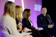 Collaborators Unite!, Ad Shapers Stage, Advertising Week Europe, Picturehouse Central, London, UK - 20 Mar 2019