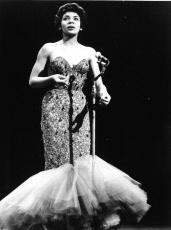 Shirley Bassey in concert