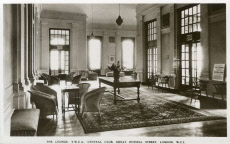 The YWCA - Central Club - Great Russell Street, London