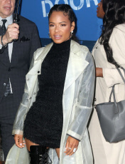 Christina Milian visits Good Morning America in New York