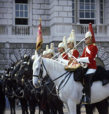 Horse Guards, Whitehall, London