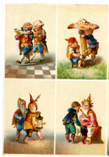 Gnomes and Humans