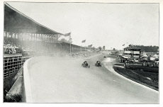 Indianapolis Motor Speedway and Grandstand, USA