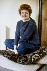 Julia Mckenzie - English actress, presenter, and theatre dir