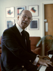 Sammy Cahn - American lyricist, songwriter and musician