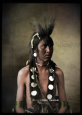 Native Americans in Colour
