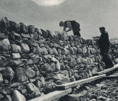Drystone Walls of the North