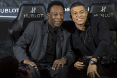 Football legends Hublot Event