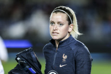 Soccer Football - Women's International Friendly -France v Denmark