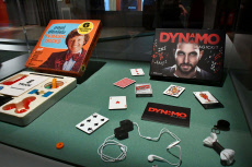 'Smoke and Mirrors: The Psychology of Magic' exhibition, London, UK - 10 Apr 2019
