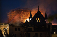 Notre-Dame fire: best-of