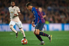 FC Barcelona v Manchester United, UEFA Champions League 2018-2019 Quarter Final Second Leg, Football, Camp Nou Stadium. Barcelona, Spain - 16 Apr 2019.