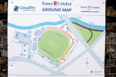 Essex Eagles vs Hampshire, Royal London One-Day Cup, Cricket, The Cloudfm County Ground, Chelmsford, Essex, United Kingdom - 28 Apr 2019