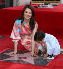 Lucy Liu Star Ceremony on the Hollywood Walk of Fame
