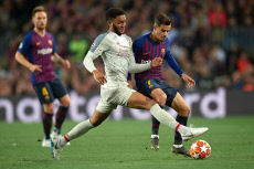 FC Barcelona v Liverpool FC, UEFA Champions League 2018-2019, Semi Final First Leg, Football, Camp Nou Stadium. Barcelona, Spain, 01 May 2019.