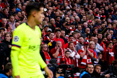 Liverpool v Barcelona, UK - 07 May 2019