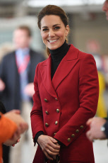 Prince William and Catherine Duchess of Cambridge visit to Wales, UK - 08 May 2019