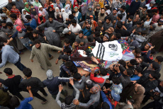 Five Killed in Kashmir, India - 16 May 2019