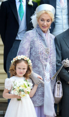 The wedding of Lady Gabriella Windsor and Thomas Kingston, St George's Chapel, Windsor Castle, UK - 18 May 2019