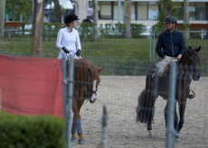 International Longines Global Champions Tour - Day 1, Madrid, Spain - 17 May 2019