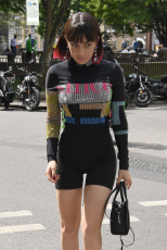 Charlie XCX out and about, London, UK - 22 May 2019