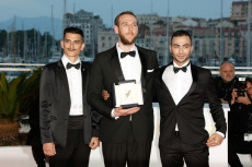 CANNES : Palme D'Or Winner Photocall - The 72nd Annual Cannes Film Festival
