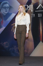"SOUTH KOREA-SEOUL-MOVIE-""X-MEN: DARK PHOENIX""-PROMOTION"