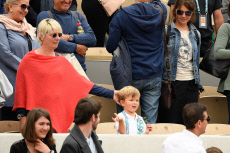 French Open Tennis Championships Day 05- Celebs